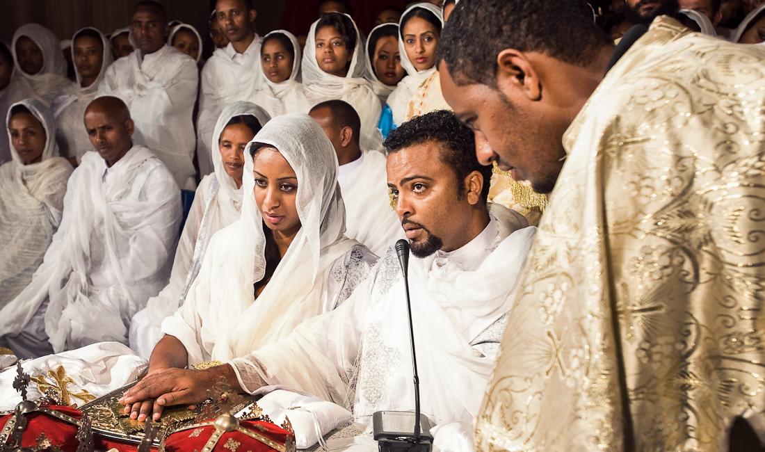 Mahder assefa wedding images for Habesha dress for wedding
