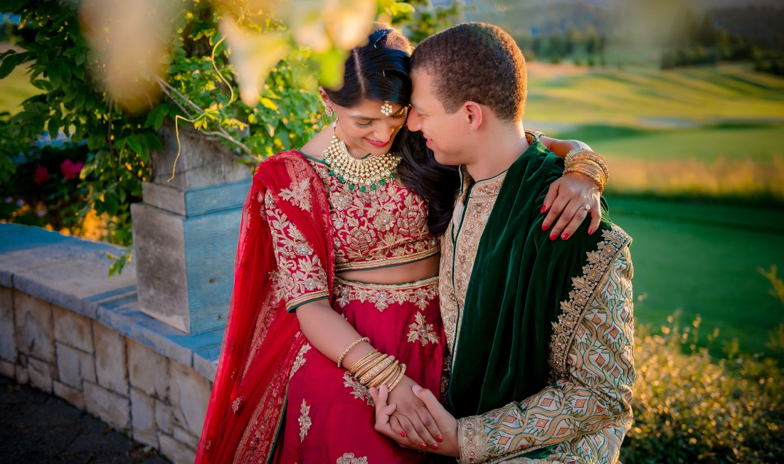 indian wedding photos in seattle