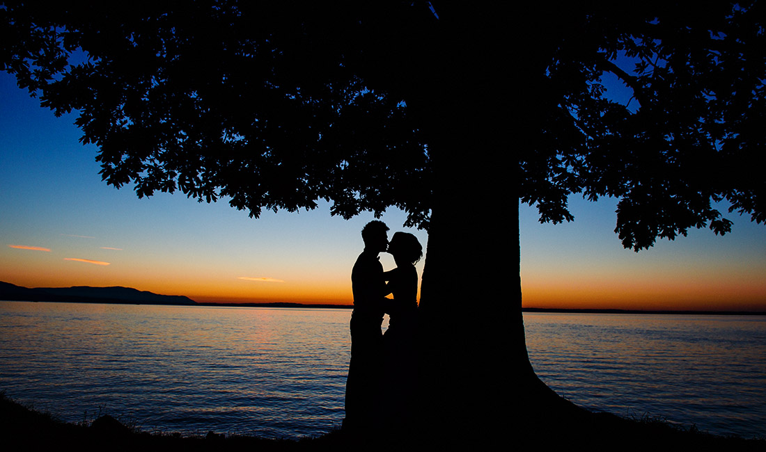 wedding photos in bellingham