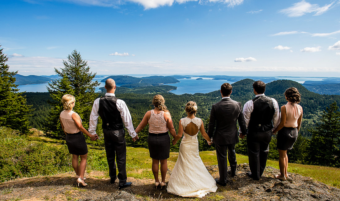 wedding venues on orcas island