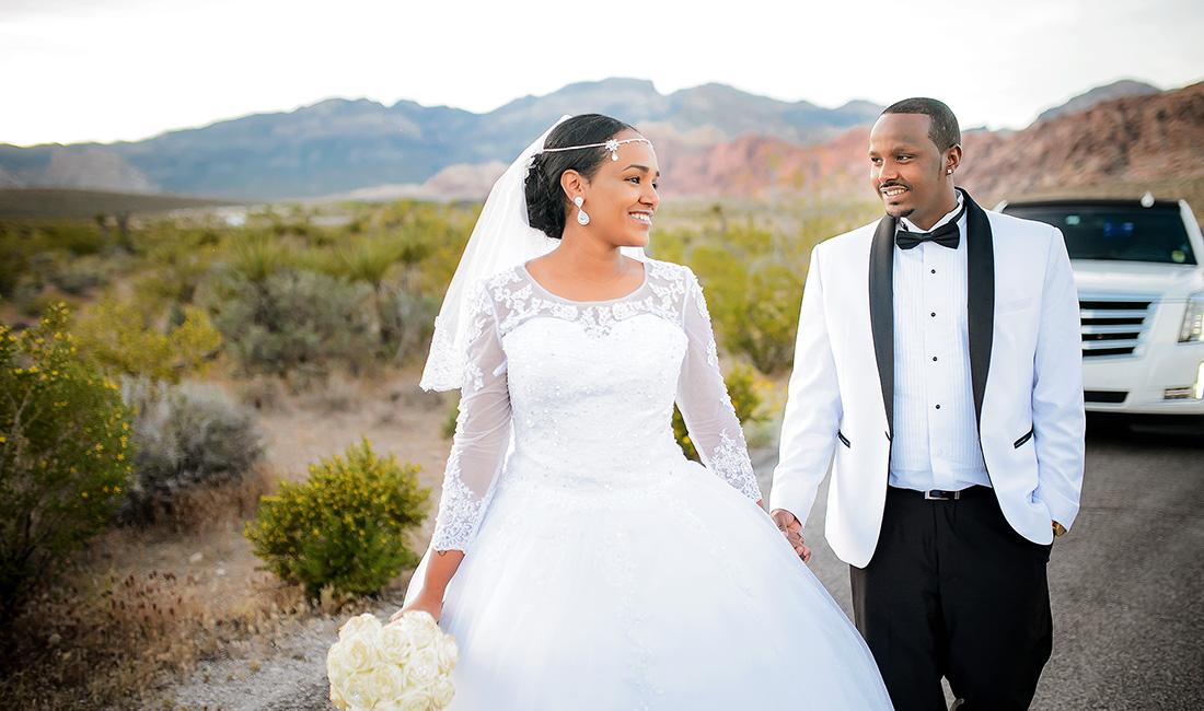 habesha wedding in vegas